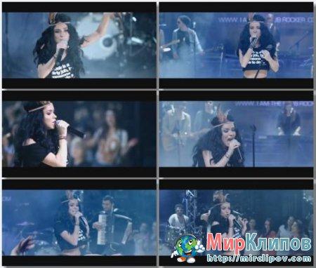 Inna - La Bamba & Ai Se Eu Te Pego (Live, The Show, 2012)