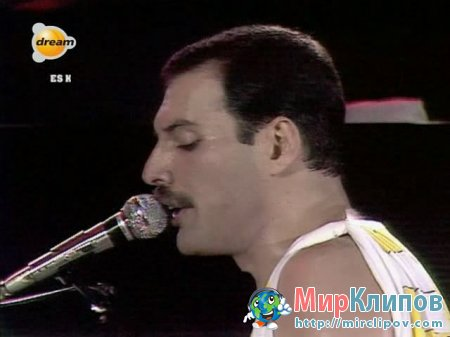 Queen - Bohemian Rhapsody (Live, Wembley)
