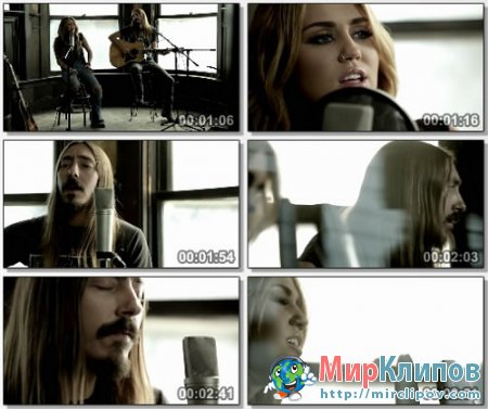 Miley Cyrus Feat. Johnzo West - You're Gonna Make Me Lonesome When You Go