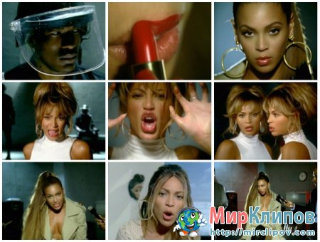 Beyonce - Ring The Alarm (Freemasons Mix) (Video Edit By Vj Dr. D)