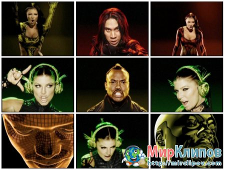 Black Eyed Peas Feat. Lmfao - Boom Boom Pow (Lmfao Remix) (Vj Eddieeye Video Remix)