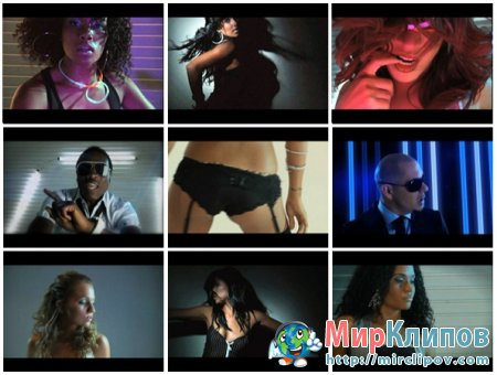 Honorebel Feat. Pitbull And Jump Smokers - Now You See It (Afrojack Remix) (Dj Dem Rok Video Edit)
