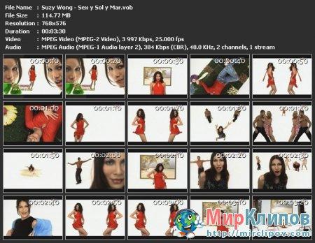 Suzy Wong - Sex Y Sol Y Mar
