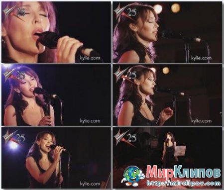 Kylie Minogue - Finer Feelings (Live, 2012)