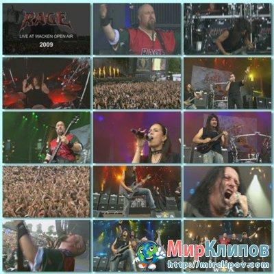 Rage – Live Perfomance (WOA, 2009)