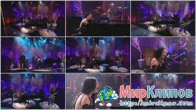 Evanescence - My Heart Is Broken (Live, The Tonight Show With Jay Leno)
