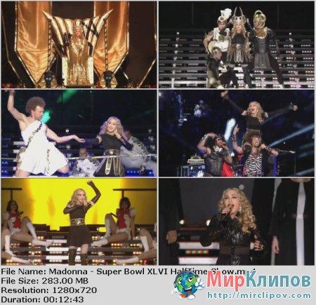 Madonna - Medley (Live, Super Bowl XLVI Halftime Show)