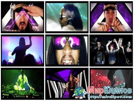 Steve Aoki Feat. Laidback Luke & Lil Jon - Turbulence (Afrojack Remix)