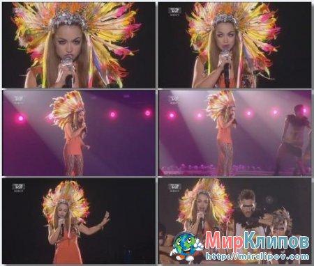 Aura Dione - Geronimo (Live, DMA, 2011)