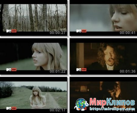 Taylor Swift - Safe & Sound (OST The Hunger Games)