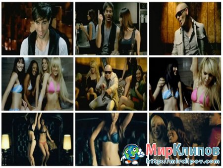 Enrique Iglesias Feat. Pitbull - I Like It (Cahill Club Re-Edit Mix) (Dj Muka Video Edit)