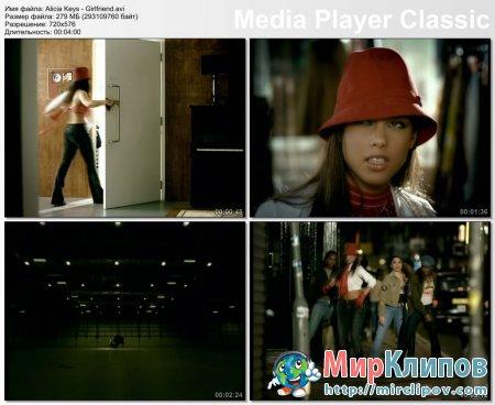 Alicia Keys - Girlfriend