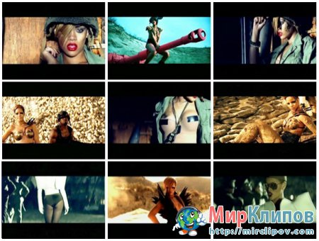 Rihanna Feat. Young Jeezy - Hard (Chew Fu Edit) (Vj Tony Video Mix)