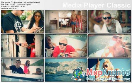 DJ Shone Feat. Juice - Bambola