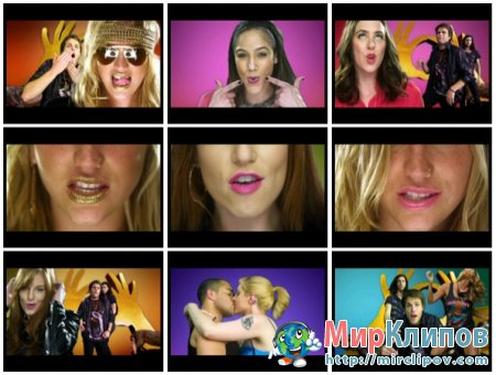 3Oh!3 Feat. Kesha - My First Kiss (Chuckie Edit)