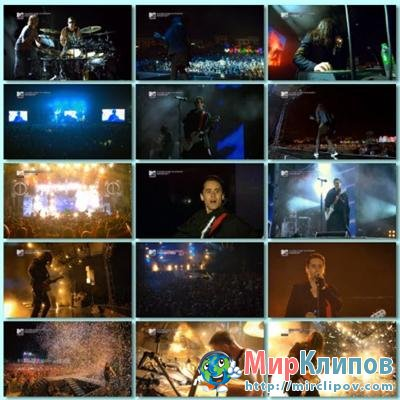 30 Seconds To Mars - Live Perfomance (Malaysia, 2011)