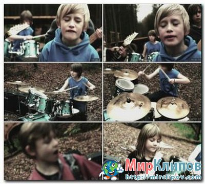 The Kid Mini Band - Find The Time
