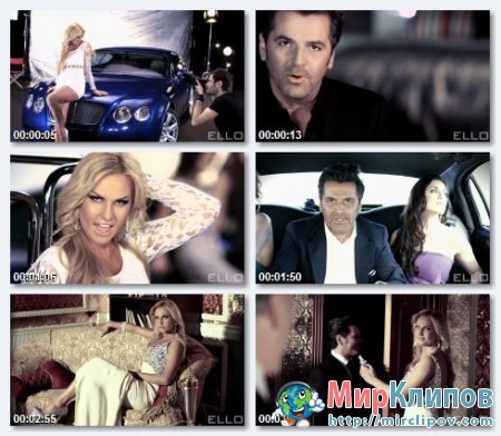 Kamaliya Feat. Thomas Anders - No Ordinary Love