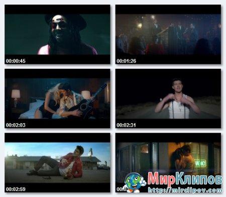 Robin Thicke Feat. Lil Wayne - Pretty Lil Heart