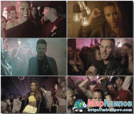 Patricia Kazadi, Matt Pokora - Wanna Feel You Now