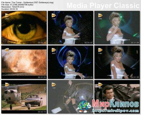 Tina Turner - GoldenEye (OST Goldeneye)