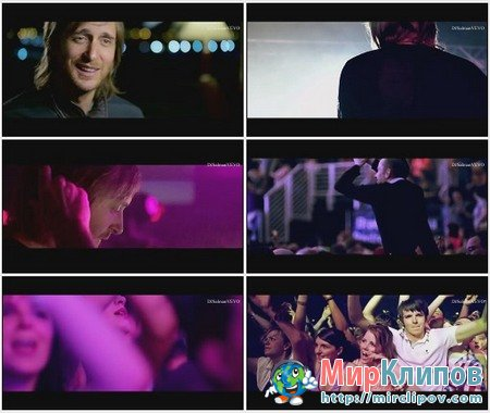 David Guetta Feat. Nicky Romero - Metropolis