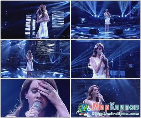 Lana Del Rey - Blue Jeans (Live, The Voice UK, 2012)