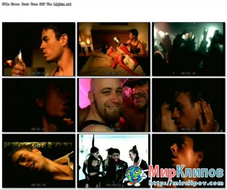 Enrique Iglesias - Don't Turn Off The Lights (2nd Version)