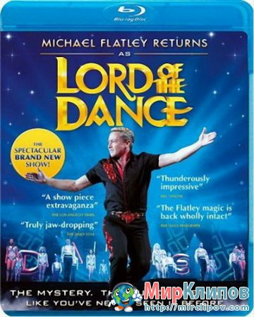 Michael Flatley - Returns As Lord Of The Dance (Live)