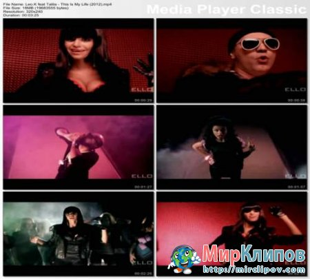 Leo.K Feat. Talila - This Is My Life