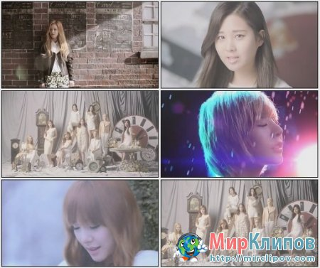 Girls Generation - Time Machine