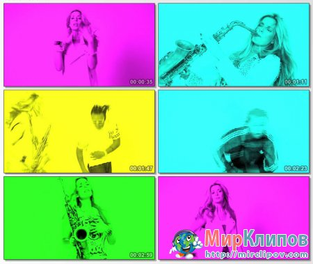 Candy Dulfer Feat. Printz Board- Crazy