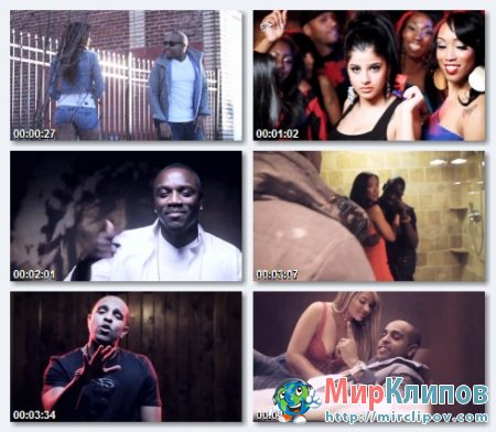 Verse Simmonds Feat. Akon - Keep It 100