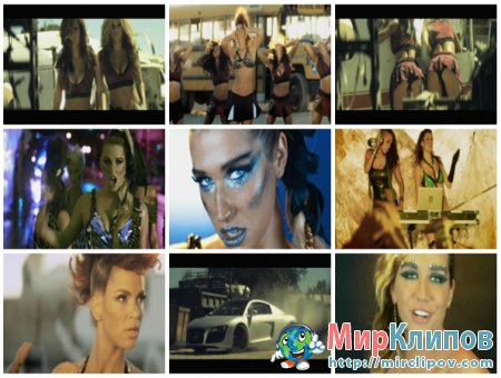 Afrojack Feat. Eva Simons Vs. Kesha - Take Control Over Who We R