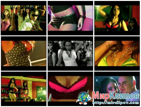 Dj Laz Feat. Casely And Flo Rida - Move Shake Drop (Vj Tony Video Edit)