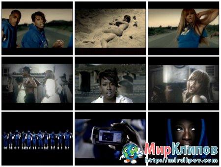 Missy Feat. Ciara - Lose Control (Krazytoons Remix)