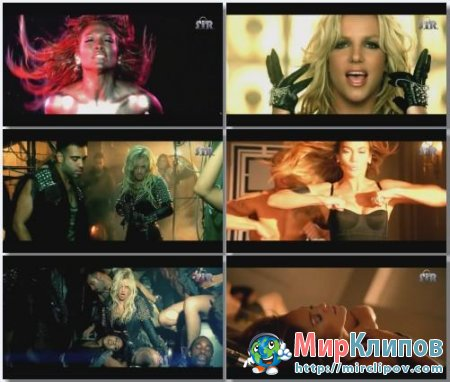 Britney Spears Feat. Jennifer Lopez & Pitbull - Dance Again Till Еhe World Ends (SIR Remix)