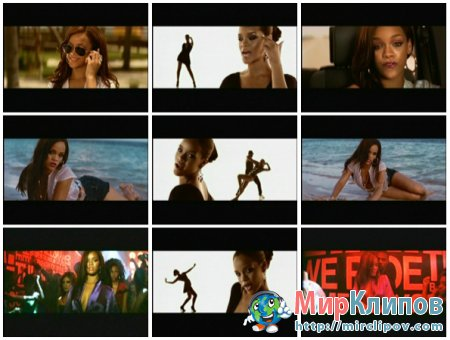 Rihanna - We Ride (Mantronix Club Mix) (Vj Tony Video Mix)