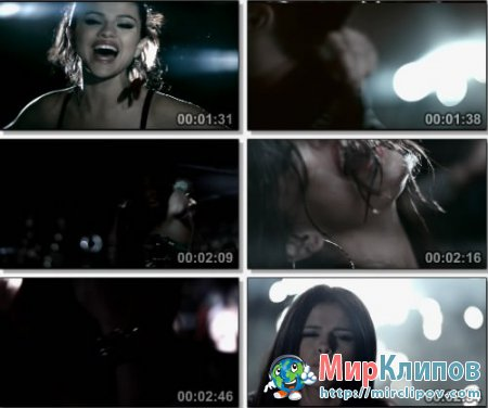 Selena Gomez Feat. The Scene - Hit The Lights (Version 2)