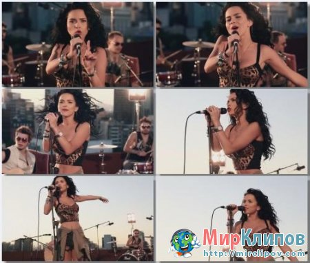 Inna - Un Momento (Rock The Roof, Mexico City, 2012)