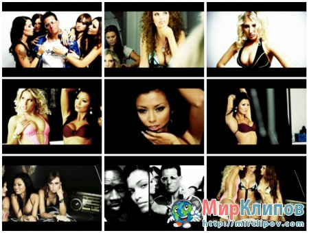 Rico Bernasconi Feat. Akon And Beenie Man - Girls (TAndK Radio Mix) (VJ Tony Video Mix)