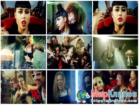 LMFAO Feat. Natalia Kills - Champagne Showers (Extended) (Full Version)