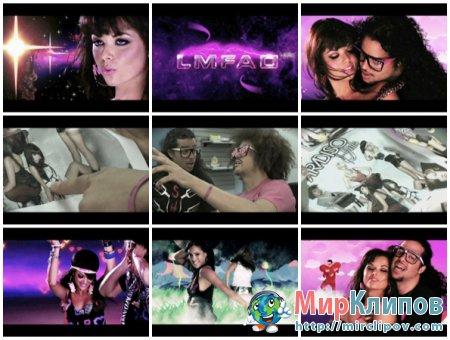 LMFAO Feat. Hyper Crush - La La La (Hyper Crush Remix) (Vj Tony Video Mix)