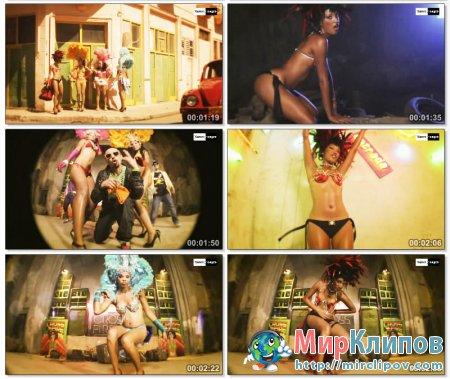 Crossfire Feat. Haila - Carnaval