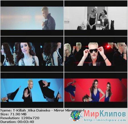 T-Killah и Виктория Дайнеко - Mirror Mirror