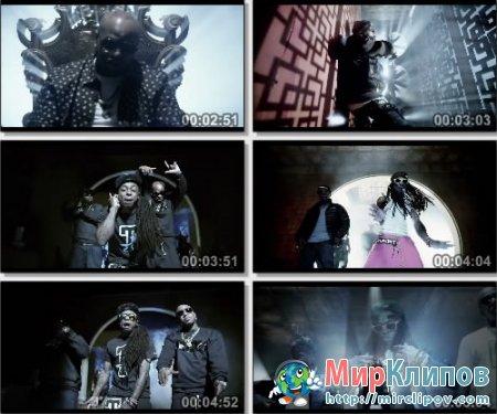 Birdman Feat. Lil Wayne & Mack Maine - Dark Shades
