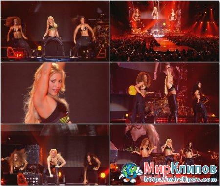Shakira - Loca (Live, Paris)
