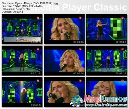Мята - Дикая (Live, Давно Не Виделись, 2012)