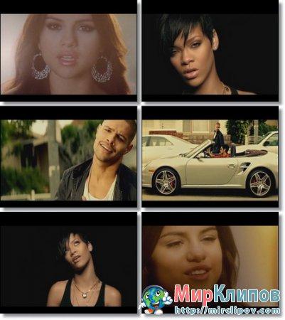Rihanna Feat. Selena Gomez, Linkin Park & Bruno Mars - Sunpop