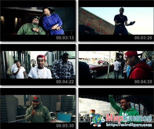 Trae Tha Truth Feat. Big Krit, Jadakiss, J.Cole, Kendrick Lamar, B.O.B, Tyga, Gudda Gudda & Bun B - I'm On 2.0